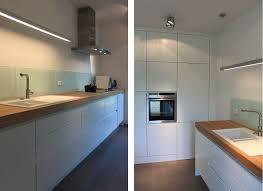 grifflose küche in l form küche l form küchen design