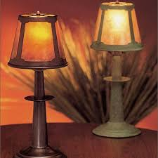 Mica Lamp Shade Company by Mica Lamp Company 012 Buffet Table Lamp Coppersmith Lighting