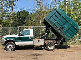 100 Ford F450 Dump Truck 2002 44 Chipper CT Equipment Traders
