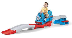 Step2 Heart Of The Home by Step2 Thomas The Tank Engine Up Down Roller Coaster Ebay