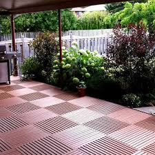 greatdeck outdoor deck tile outdoor rooftop and deck tile