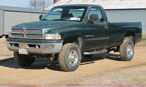 2001 Dodge Ram 2500 Pickup Truck | Item H8310 | SOLD! Februa...
