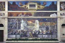 Coit Tower Murals Diego Rivera by 10 Labour Rights Murals Widewalls