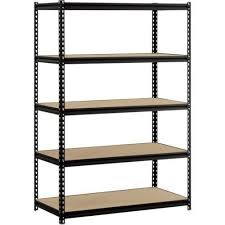 the bin caddy overhead storage system garage shelves