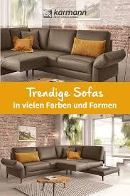 trendige sofas bei möbel karmann günstige sofas modernes