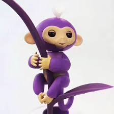 Fingerlings Fingertip Monkey Unicorn Touch Inductive Childrens Intelligent Toys Give Gifts To Children