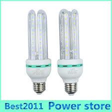 best u shaped led corn bulbs home lighting 12w e27 energy saving