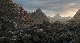 100 Rocky Landscape CGTalk Landscape Wip