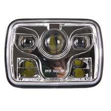 SKTYANTS A Pair Square 5X7 Inch Led Headlight Daymaker Sealed Beam ... 4 Inch 48w Square Led Work Light Off Road Spot Lights Truck Pin By Danny On Under Leds Pinterest Grilles Black 8w 55 Inch Led Forklift Safety Blue Light Safe Zroadz Offroad Kit 2018 5x7 Headlight Daymaker Sealed Beam Replacement Dot 201518 Automatic Engine Bay Hood F150ledscom Hightech Lighting Rigid Industries Adapt Bar Recoil How To Install Lite 2013 Jeep Wrangler Jk Diy Youtube 185w Car Led Lamp Truck 9 Inch Headlight 12v 24v Tractor Automotive Household Trailer Rv Bulbs Mini Roadtech Services Inc