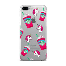 UNICORN FRAPPUCCINO STARBUCKS FRAP CUSTOM IPHONE CASE