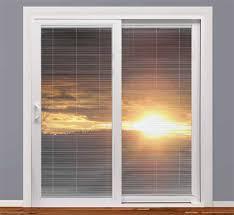 Sliding Door With Blinds In The Glass by Tuscany Series Vinyl Patio Doors Milgard Windows U0026 Doors