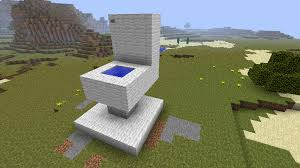 Minecraft Pocket Edition Bathroom Ideas by Bold Design Ideas Minecraft Toilet How To Build A Bathroom In