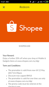 Shopee Promo Code 20% Discount On Mobile & Gadgets Items ... Equestrian Black Friday Deals Velvet Rider Request A Test Discount Promo Code 15 Marketing Ideas To Put You Feelunique Codes 20 Off At Myvouchercodes 6pm Discount Coupon Code Www Ebay Com Electronics Earning Free Books Help Center Intertional Asos December 2019 7 For All Mankind 2018 Usave Car Rental Ewatches 10 Shoes 6pmcom Promo Off Levinfniturecom