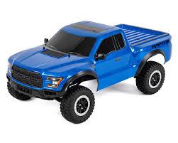 100 Blue Trucks Traxxas 2017 Ford Raptor RTR Slash 110 2WD Truck TRA580941