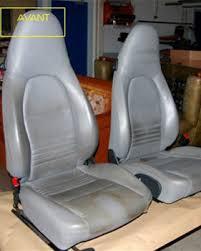 refaire siege voiture rénover le cuir automobile