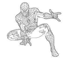 64 Best Of Spiderman Coloring Pages The Amazing Online