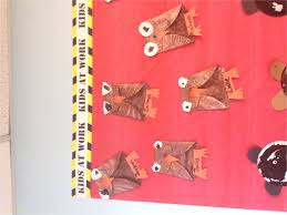 Crafts For Toddlers Age 3 4 Fresh Forest Animal Owl By Preschool Ages Children Painted Paper