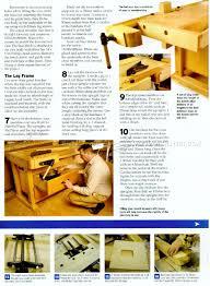 woodworkers bench plans u2022 woodarchivist