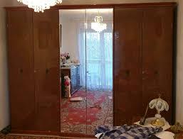 schlafzimmer komplett 5 teilig stil italienische möbel hochglanz