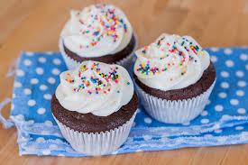 simple chocolate cupcakes 1