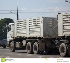 100 Mitsubishi Fuso Truck Private Dump Editorial Stock Image Image Of