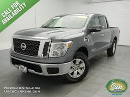 Pre-Owned 2017 Nissan Titan SV Crew Cab Pickup Cicero #WT31549 ... Nissan Titan 65 Bed With Track System 62018 Truxedo Truxport Trucks For Sale In Edmton 2017 Crew Cab Pricing Edmunds Sales Are Up 274 Percent Over Last Year The Drive 2018 Titan Xd Truck Usa New For Warren Oh Sims 2016nisstitanxd Fast Lane Used 2012 4x4 Crewcab Sl Accident Free Leather Preowned 2013 Pro4x Pickup Cicero 2016 Titans Turbo Diesel Might Be Unorthodox But Its Review Autoguidecom News Partners With Cummins Diesel
