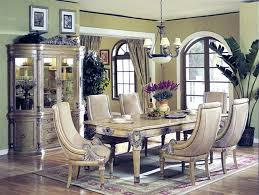Dining Room Set With China Cabinet Black