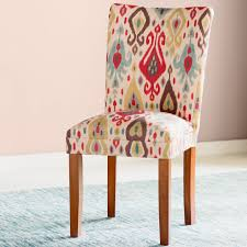 Patterned Parsons Chair | Wayfair Fniture Cheap Parsons Chairs For Match Your Ding Table Astonishing High Seat Room Covers Clearance William Upholstered Chair Kewaunee Provincial Slipcovers Faux Homepop In Blue Reviews Wayfair Armless Side Buy Ding Room Chair Covers From Green Warm Louis Xvi Style French Antique Macys Eamoxyz Evans Kitchen Design Everly Quinn Hunstant Bar Cart Randall Meg Pedestal Table