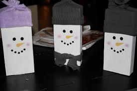 2x4 Snowmen My First Post