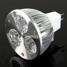 2 10 mr16 3w warm white led energy saving spotlight bulb ac dc