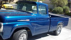 1960 Ford F100 Truck | 1960 Ford F100 Why Nows The Time To Invest In A Vintage Ford Pickup Truck Bloomberg 1960 F100 Classics For Sale On Autotrader This Sema Build Will Make You Say What Budget Wheels Pinterest Trucks And Classic Ranchero Red Motormax 79321acr 124 F1 Street Legens Hot Rods The Show 2016 Youtube Ford 12 Ton Short Bed 460 Big Block Power C6 Frankenford With Caterpillar Diesel Engine Swap Classiccarscom Cc708566 To 1970 Trucks For Best Resource Nice Lowered Stance Satin Black Paint Job