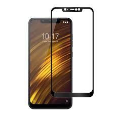 Xiaomi Pocophone F1 Voll Abdeckende 3D Panzerfolie Displayfolie