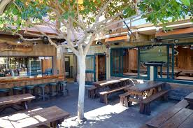 Christmas Tree Lane Palo Alto by Dutch Goose Beer Burger Burgers And Brew