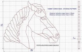 hobby horse toy plan