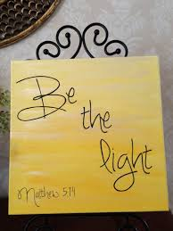 Hand Painted Word Art Inspirational Wall Bible Scripture 12x12
