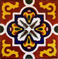 Mexican Tile Saltillo Tile Talavera Tile Mexican Tile Designs by Mexican Tile Lomeli D 401 Brown Ceramic Mexican Tile Ceramic