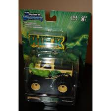 100 Hulk Monster Truck The Incredible 164 Scale 11street Malaysia