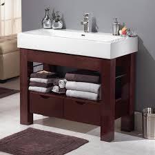 excellent bathroom vanities menards magick woods 38 1 4 sonata