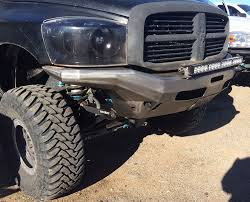 MERCENARY OFFROAD: Bumpers - 2003-2009 Dodge Ram 2500 / 3500 BUMPER ...