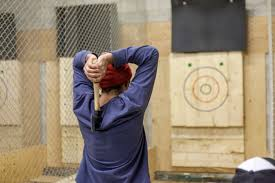 BATL Running Axe Throwing For Local Residents – The Cord Bad Axe Throwing Where Lives Youtube Think Darts Are Girly Try Axe Throwing Toronto Star Outdoor Batl At In Youre A Add To Your Next Trip Indy Backyard League Home Design Ideas The Join The Moving Into Shopping Mall Yorkdale Latest News National Federation Menu