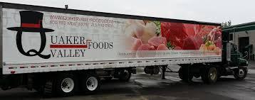 100 Valley Truck And Trailer Philadelphia Bucks County Custom Vehicle Wraps Signs
