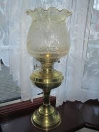 Rayo Oil Lamp Shades by Antique Brass Oil Lamps Foter