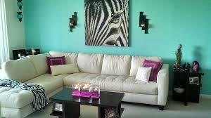 tiffany blue living room home decoration