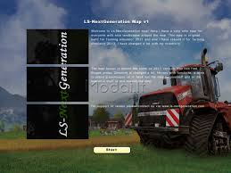 LS-NextGeneration Map V1 » Modai.lt - Farming Simulator|Euro Truck ...