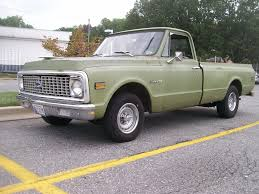 Tire Size Recommendation: 1972 C10 - The 1947 - Present Chevrolet ...