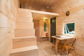 Test Driving Tiny House Living Stairs