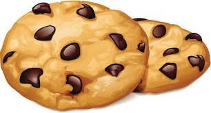 565x304 Chocolate Chip Cookie Clip Art