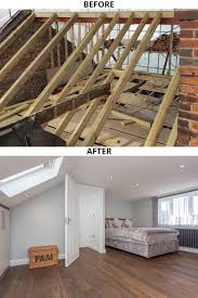 100 Loftconversion Loft Conversion In Carshalton Before After Picture Loft
