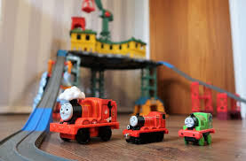 Trackmaster Tidmouth Sheds Youtube by Thomas U0026 Friends Super Station Track Set Review