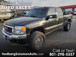 Used 2003 GMC Sierra 1500 For Sale In Bountiful, UT 84010 Hedberg ... 2003 Gmc Sierra 2500 Information And Photos Zombiedrive 2500hd Diesel Truck Conrad Used Vehicles For Sale 1500 Pickup Truck Item Dc1821 Sold Dece Sierra Hd Crew Cab 4wd Duramax Diesel Youtube Chevrolet Silverado Wikipedia Classiccarscom Cc1028074 Photos Informations Articles Bestcarmagcom Slt In Pickering Ontario For K2500 Heavy Duty At Csc Motor Company 3500 Flatbed F4795 Sol